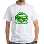 Funny Saint Patrick's White T-Shirt