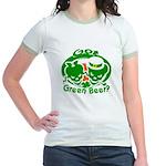 Funny Saint Patrick's Jr. Ringer T-Shirt