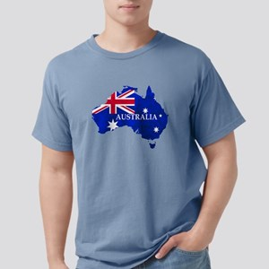 Australia flag Australian Country T-Shirt