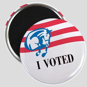 I Voted Magnet