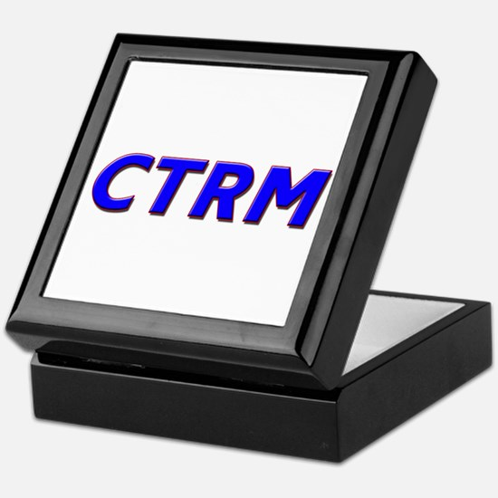 CTRM- Do you get it? Keepsake Box