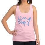 Live simply Tank Top