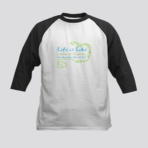 Life Telephone Kids Baseball Jersey
