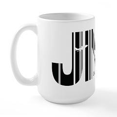 Johannesburg South Africa JNB Air Wear Large Mug