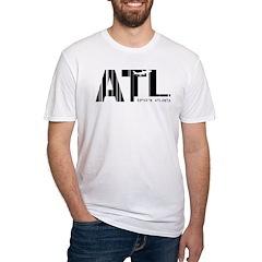 Atlanta Airport Code ATL Georgia Shirt
