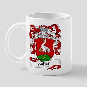 Hoffer Family Crest Mug