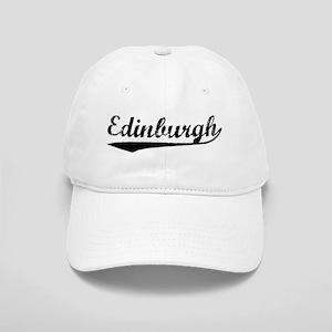Vintage Edinburgh (Black) Cap