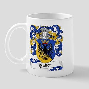 Huber Family Crest Mug