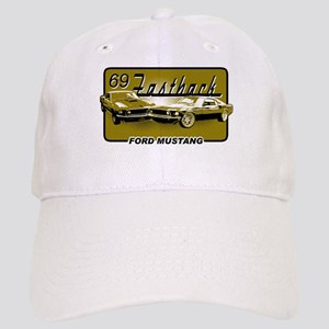 69 Fastback Muscle Car Cap