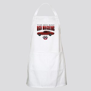 Mustang - The Big Bad Red Mac BBQ Apron
