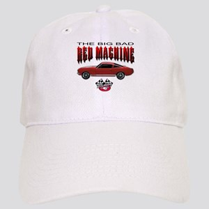 Mustang - The Big Bad Red Mac Cap