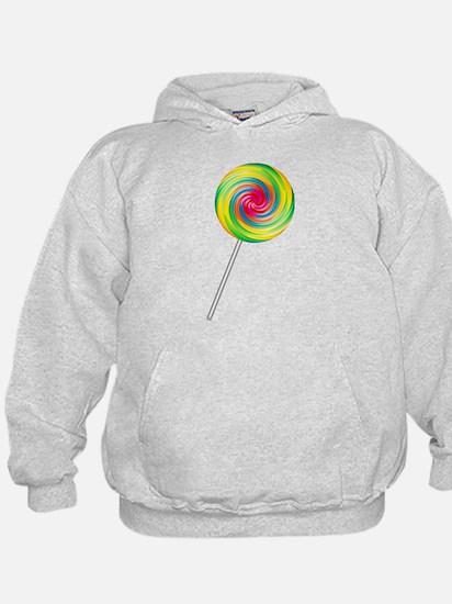 Swirly Lollipop Hoodie
