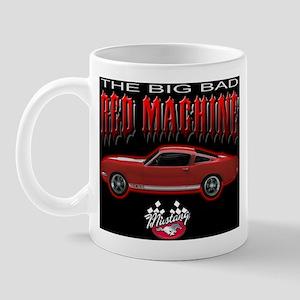 Mustang - The Big Bad Red Mac Mug