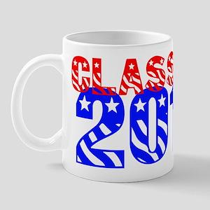 Class of 2010 Chrome Mug