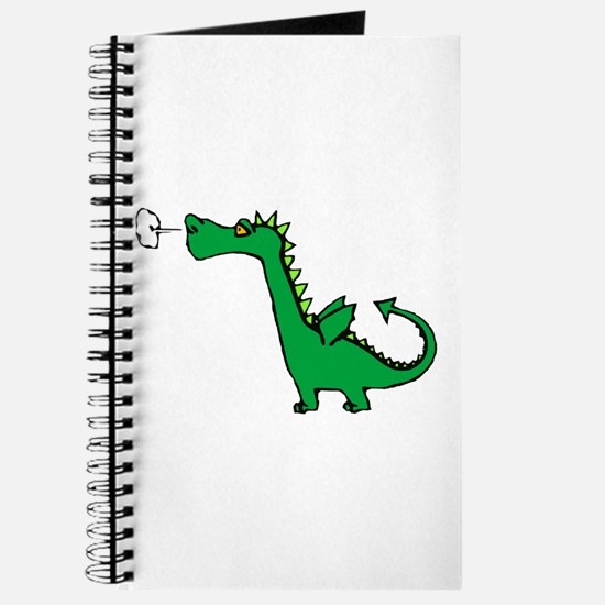 Cartoon Dragon Journal