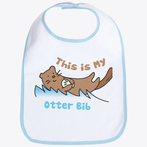 This Is My Otter Bib