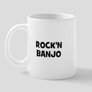 rock'n Banjo Mug