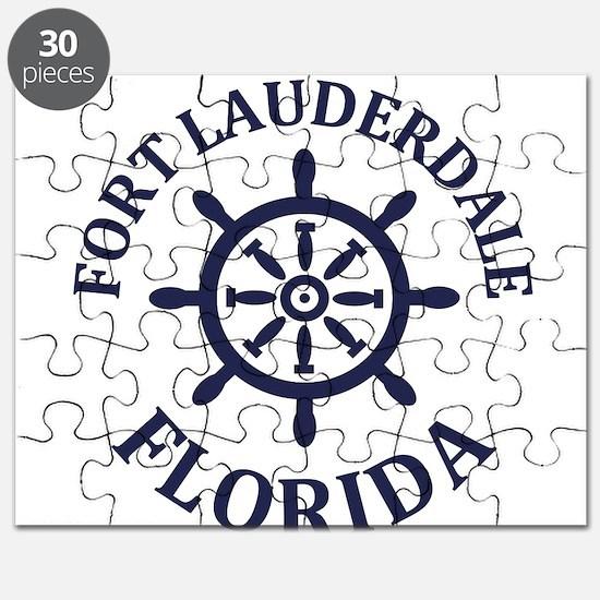 Summer fort lauderdale- florida Puzzle
