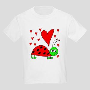Bug In Love Kids T-Shirt