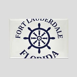 Summer fort lauderdale- florida Magnets