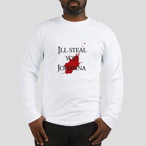 """Johanna"" Long Sleeve T-Shirt"