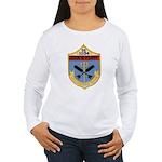 USS JOHN R. PERRY Women's Long Sleeve T-Shirt