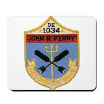 USS JOHN R. PERRY Mousepad