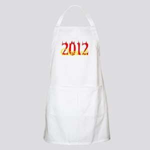 Class of 2012 Flames BBQ Apron