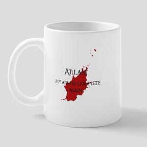 """""""At last"""" Mug"""