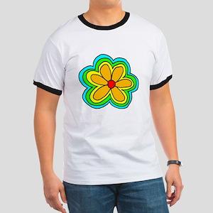 Flower Ringer T