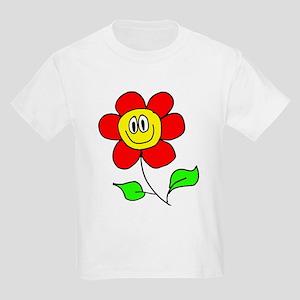 Smiling Flower Kids T-Shirt