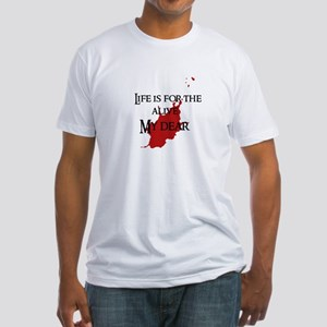 """""""My dear"""" Fitted T-Shirt"""