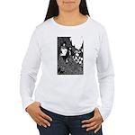 The Peacock Women's Long Sleeve T-Shirt