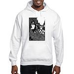 The Peacock Hooded Sweatshirt