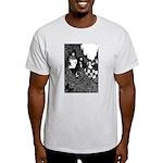 The Peacock Light T-Shirt