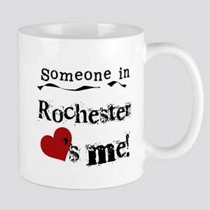 Rochester Loves Me Mug