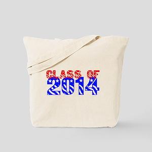 Class of 2014 USA Tote Bag