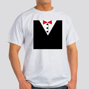 Tuxedo Ash Grey T-Shirt