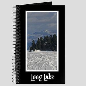 Long Lake Adirondack Mountain Journal
