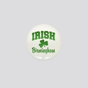 Birmingham Irish Mini Button