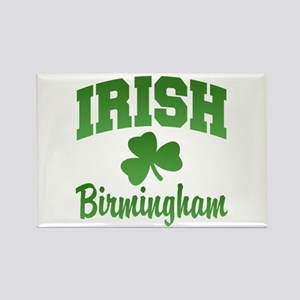 Birmingham Irish Rectangle Magnet
