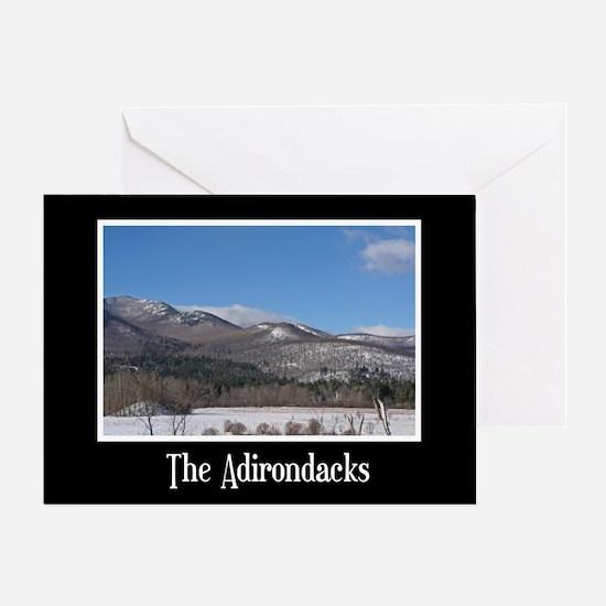 The Adirondacks Greeting Card