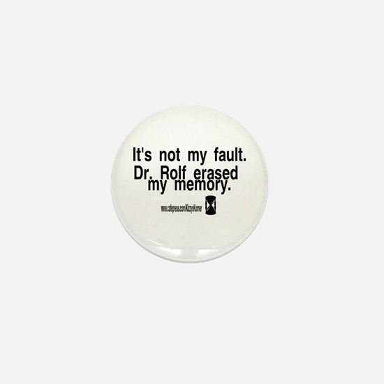 DOOL DR. ROLF Mini Button