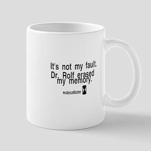 DOOL DR. ROLF Mug