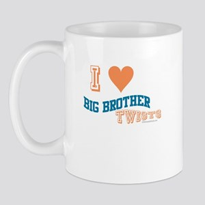 BIG BROTHER TWISTS Mug
