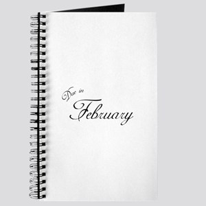 Due In February Formal Script Journal