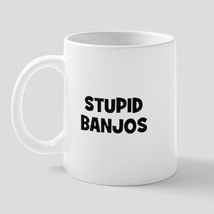 stupid Banjos Mug