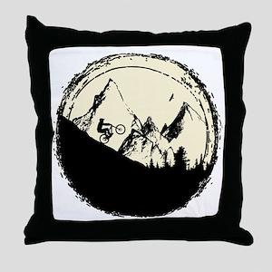 MTB Manual Throw Pillow