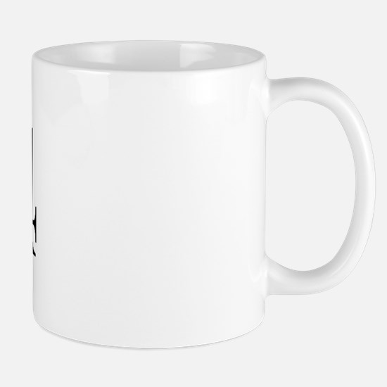 3 of 4 (3rd Child) Mug