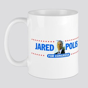 Jared Polis Photo Mug